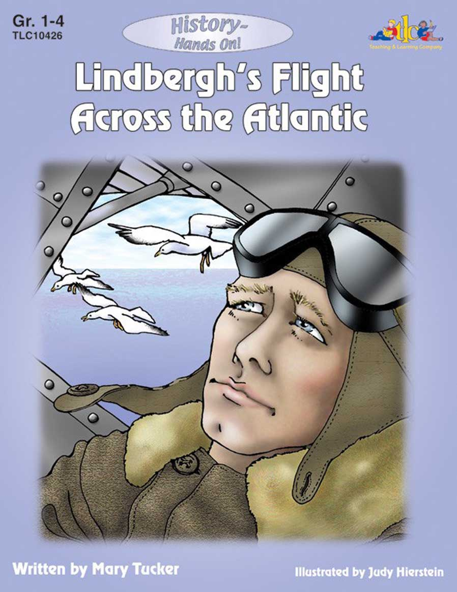 Lindbergh's Flight Across the Atlantic
