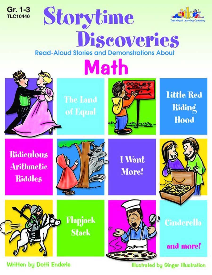 Storytime Discoveries: Math