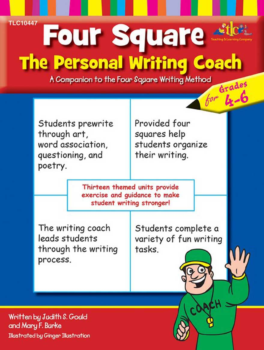 Four Square: The Personal Writing Coach for Grades 4-6
