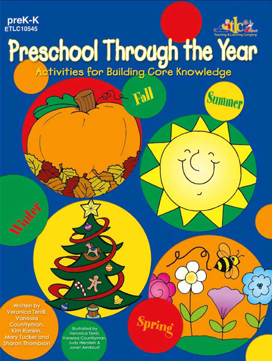 Preschool Through the Year