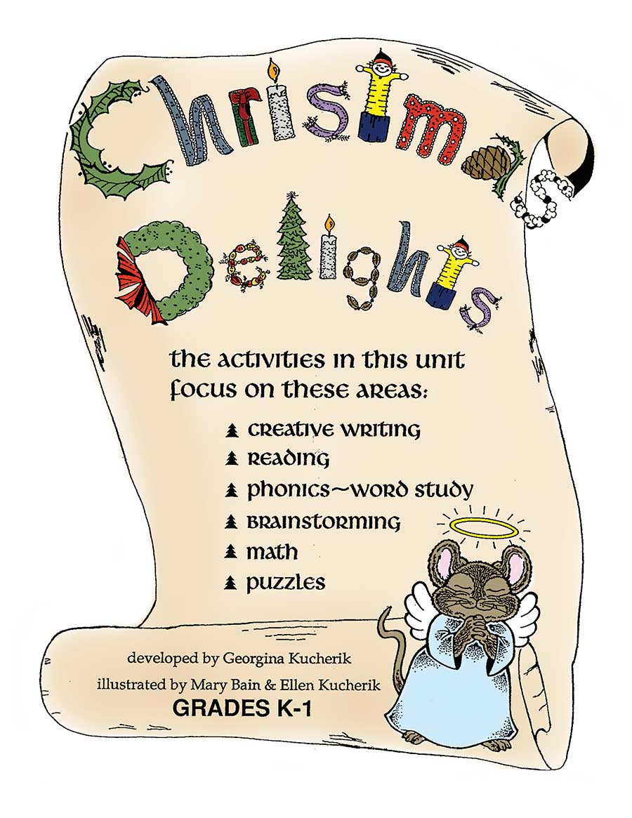 CHRISTMAS DELIGHTS Gr. K-1 - eBook