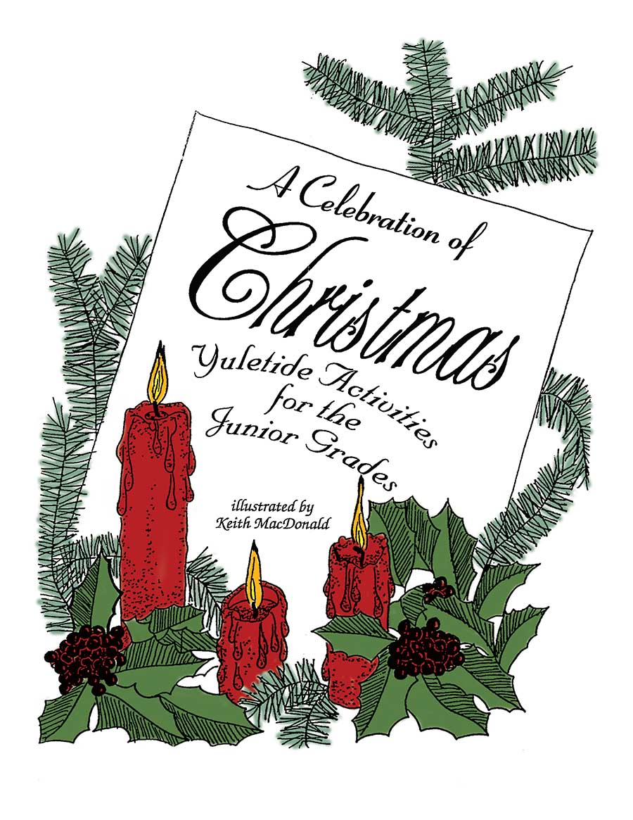 A CELEBRATION OF CHRISTMAS Gr. 4-6 - eBook