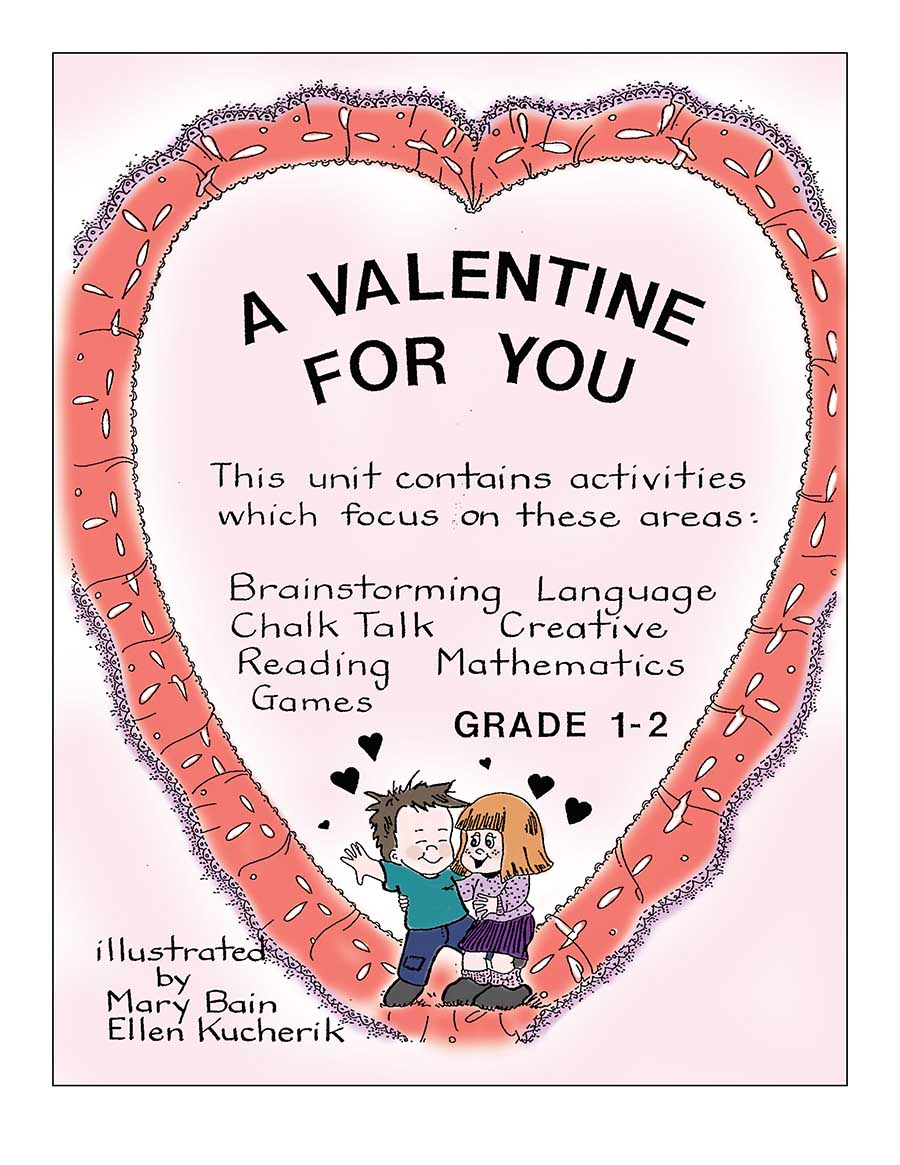 A VALENTINE FOR YOU Gr. 1-2 - eBook