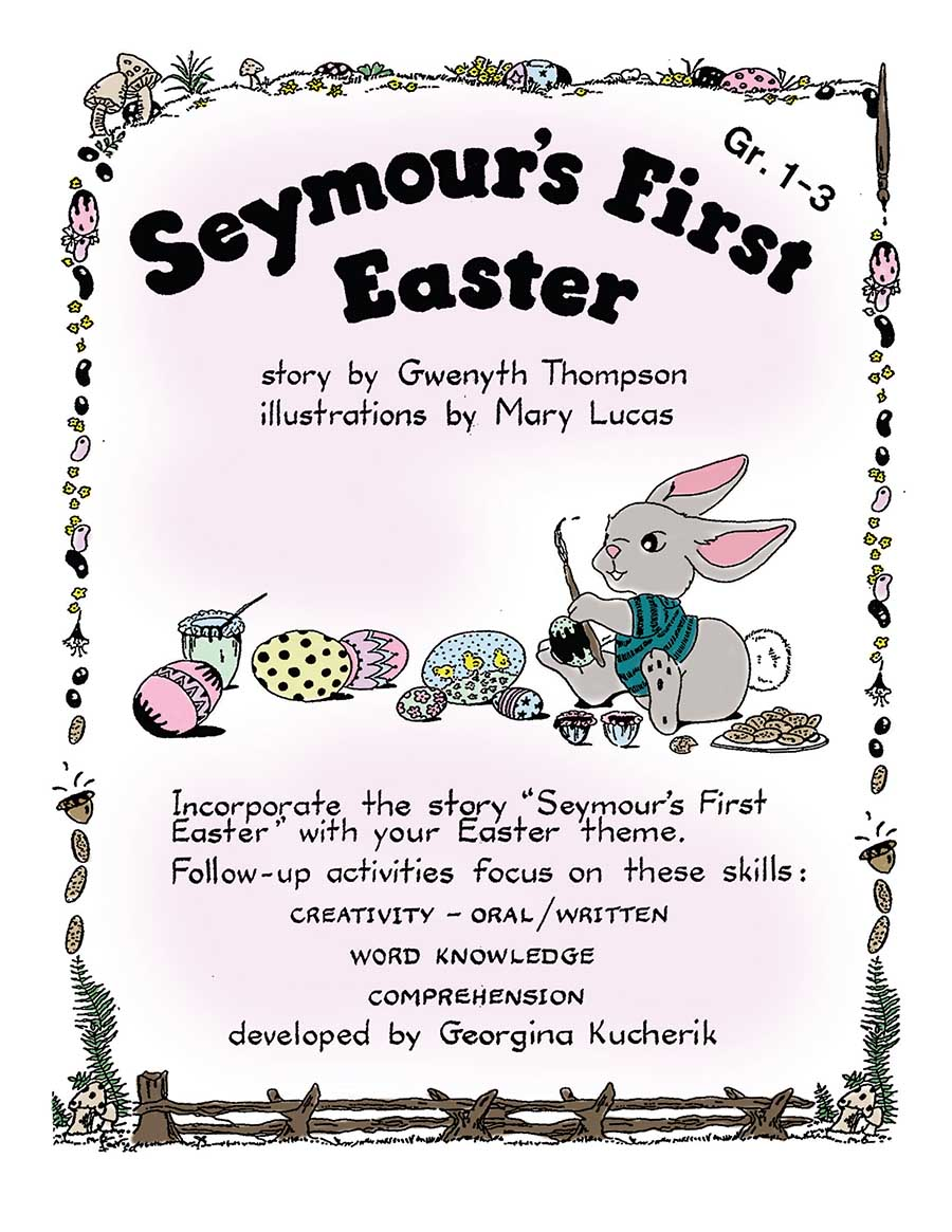 SEYMOUR'S FIRST EASTER Gr. 1-3 - eBook