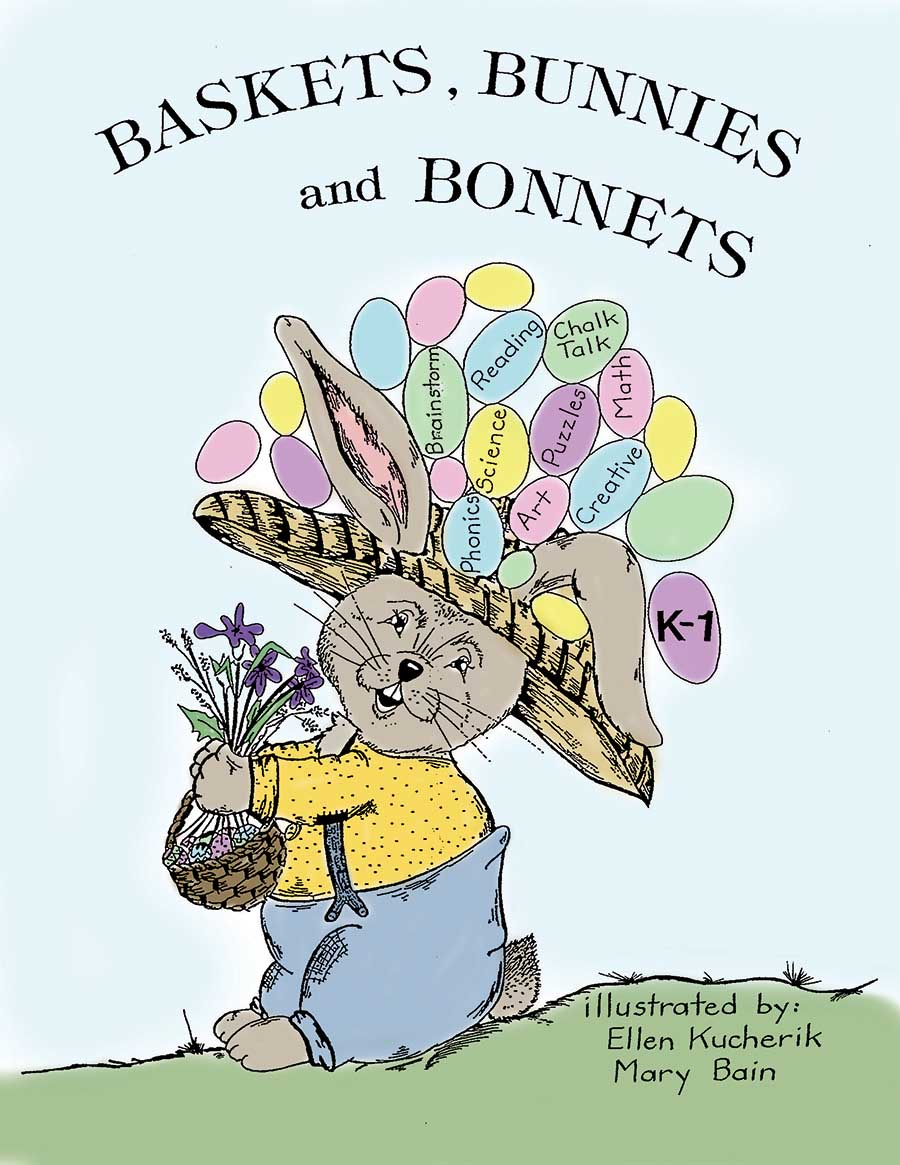 BASKETS, BUNNIES AND BONNETS Gr. K-1 - eBook