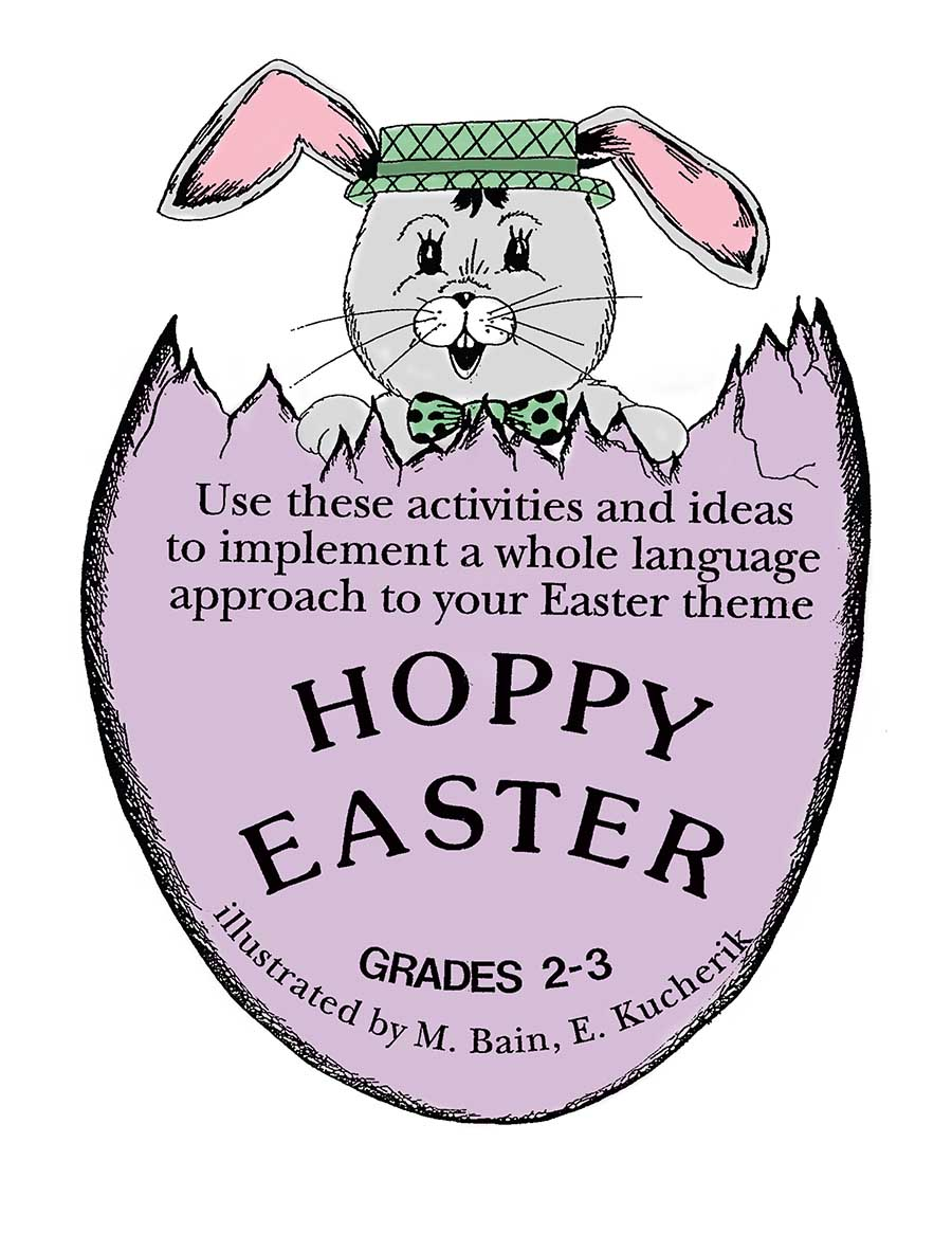 HOPPY EASTER Gr. 2-3 - eBook