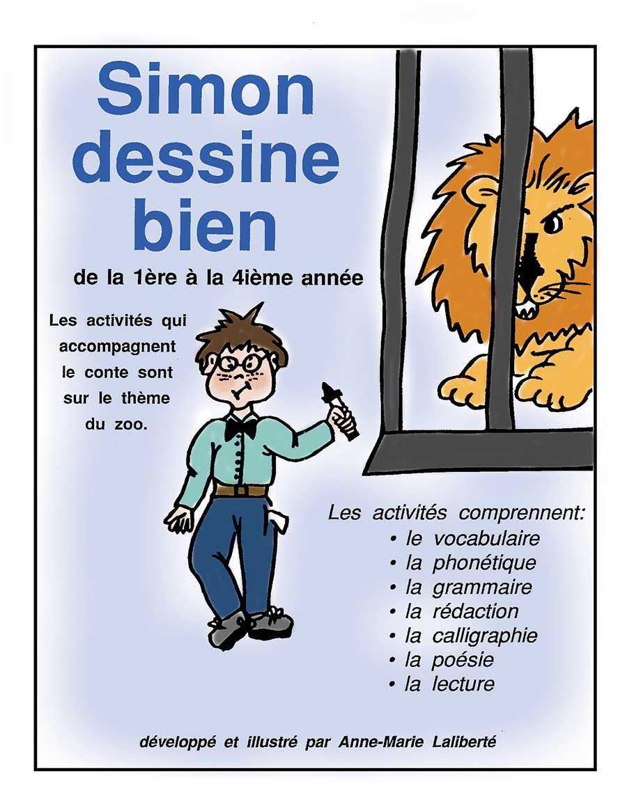 SIMON DESSINE BIEN Gr. 1-4 - eBook