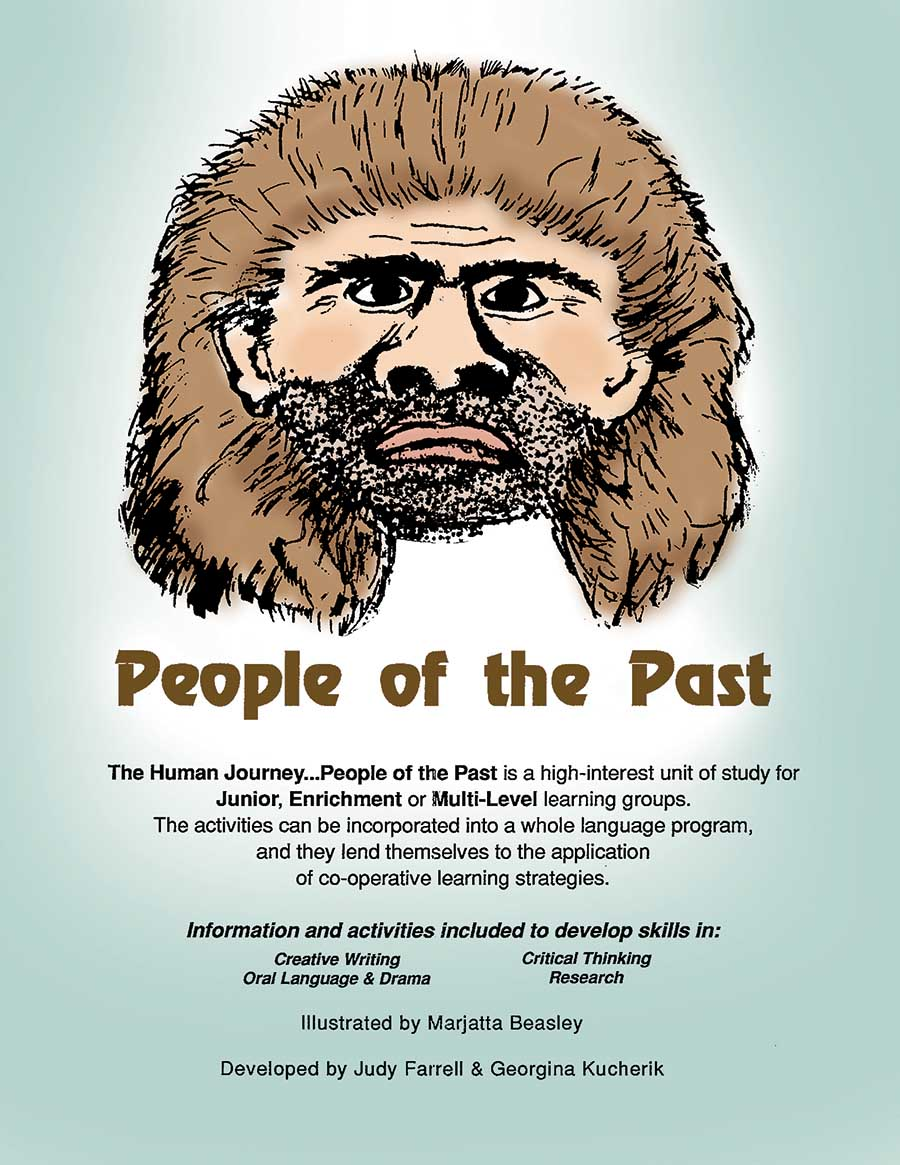 PEOPLE OF THE PAST Gr. 4-6 - eBook