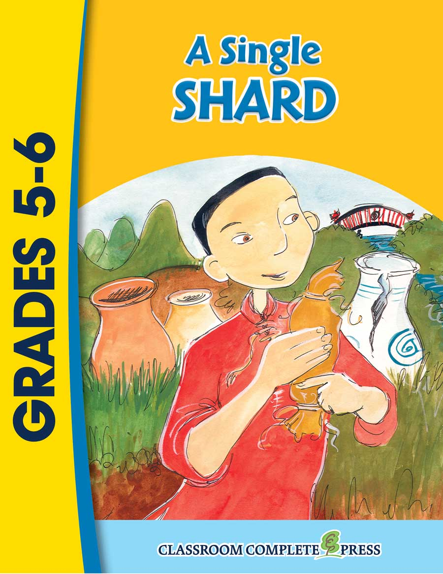 Novel study guides ccp interactive ready made lessons a single shard linda sue parkgrades 5 6price range 1295 view details fandeluxe Gallery