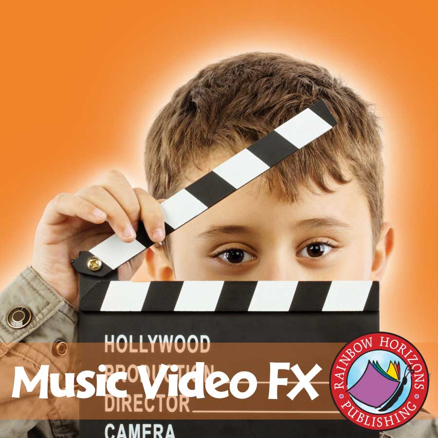 Music Video FX Gr. 6-8 - eBook