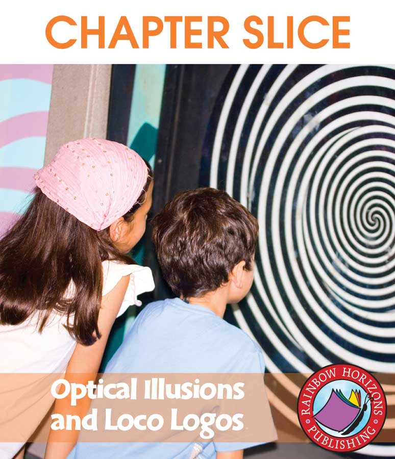 Optical Illusions and Loco Logos Gr. 6-8 - CHAPTER SLICE - eBook