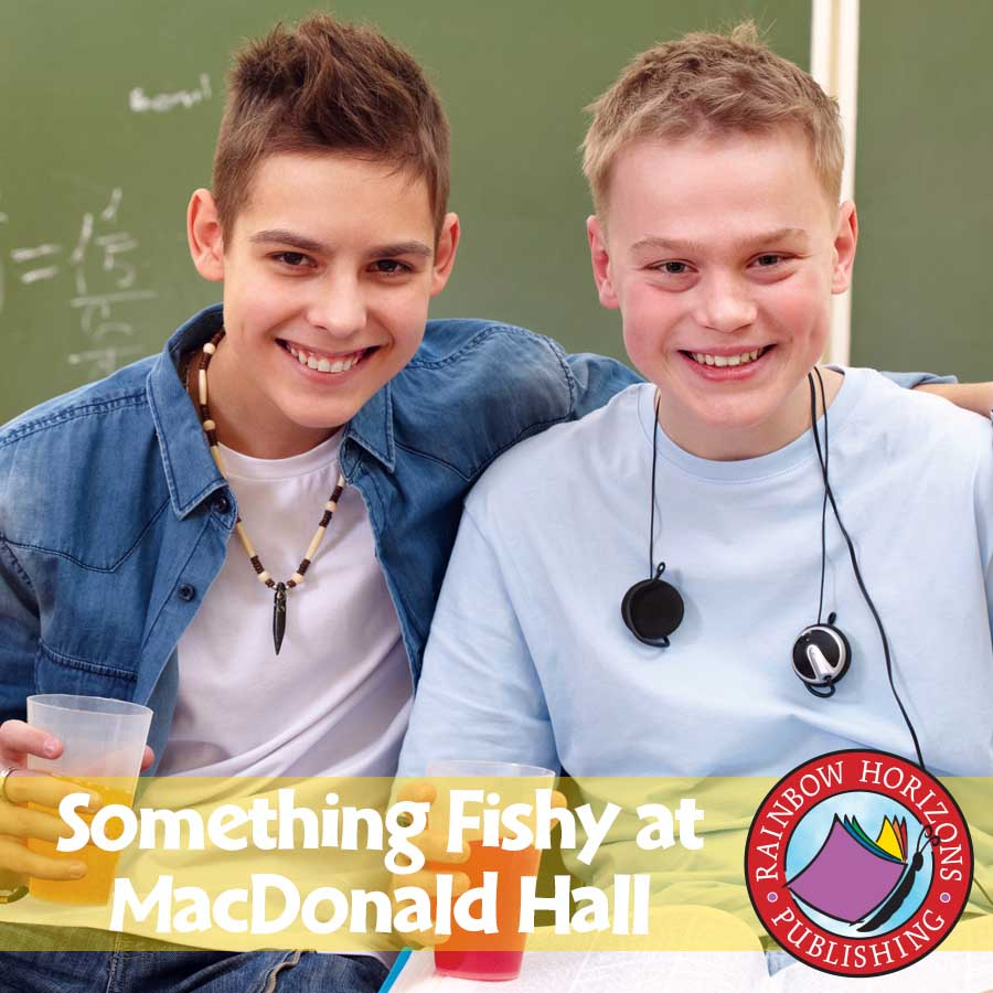 Something Fishy at Macdonald Hall (Novel Study) Gr. 5-6 - eBook