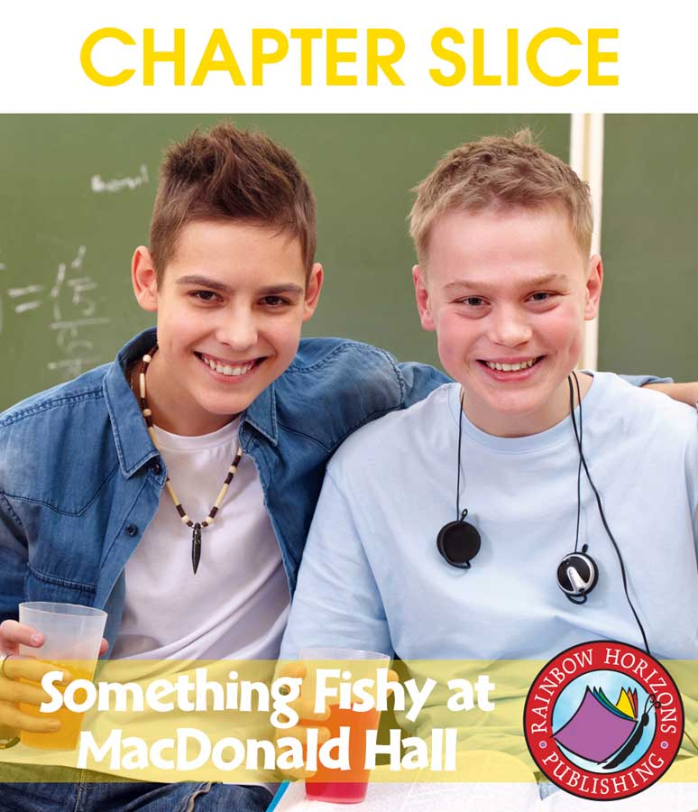 Something Fishy at Macdonald Hall (Novel Study) Gr. 5-6 - CHAPTER SLICE - eBook