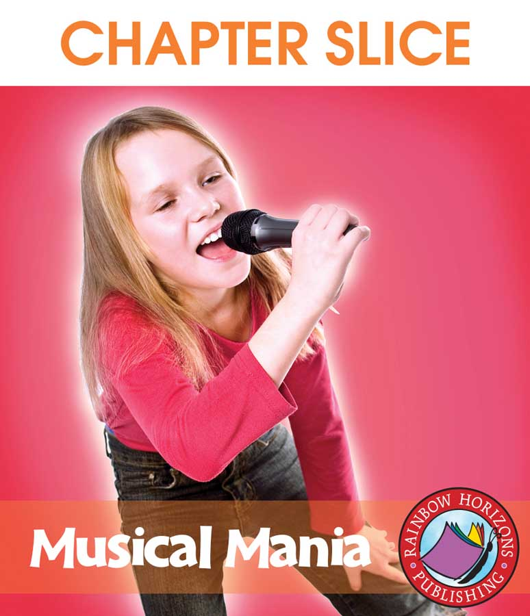 Musical Mania Gr. 6-8 - CHAPTER SLICE - eBook