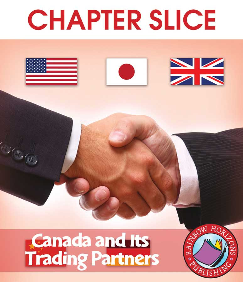 Canada And Its Trading Partners Gr. 4-6 - CHAPTER SLICE - eBook