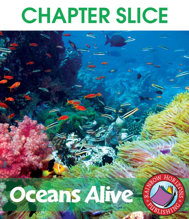 Oceans Alive Gr. 4-6 - CHAPTER SLICE - eBook