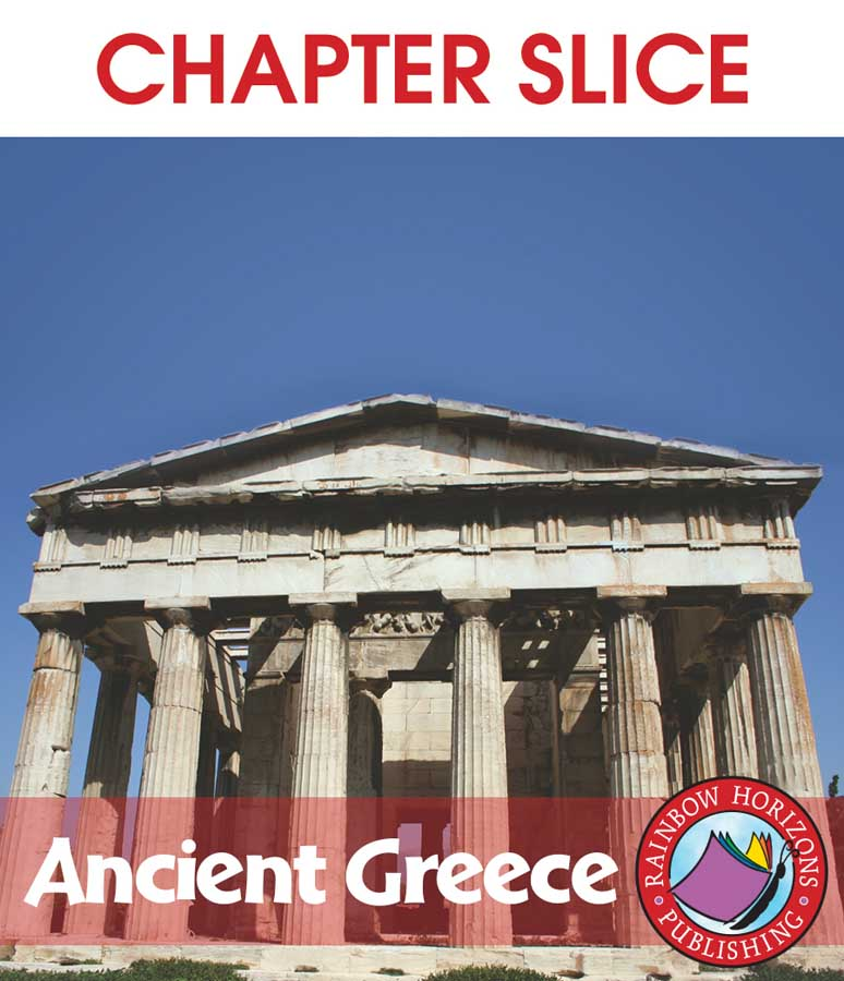 Ancient Greece Gr. 4-6 - CHAPTER SLICE - eBook