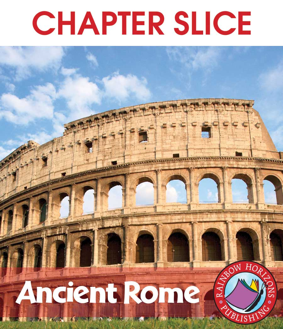 Ancient Rome Gr. 4-6 - CHAPTER SLICE - eBook