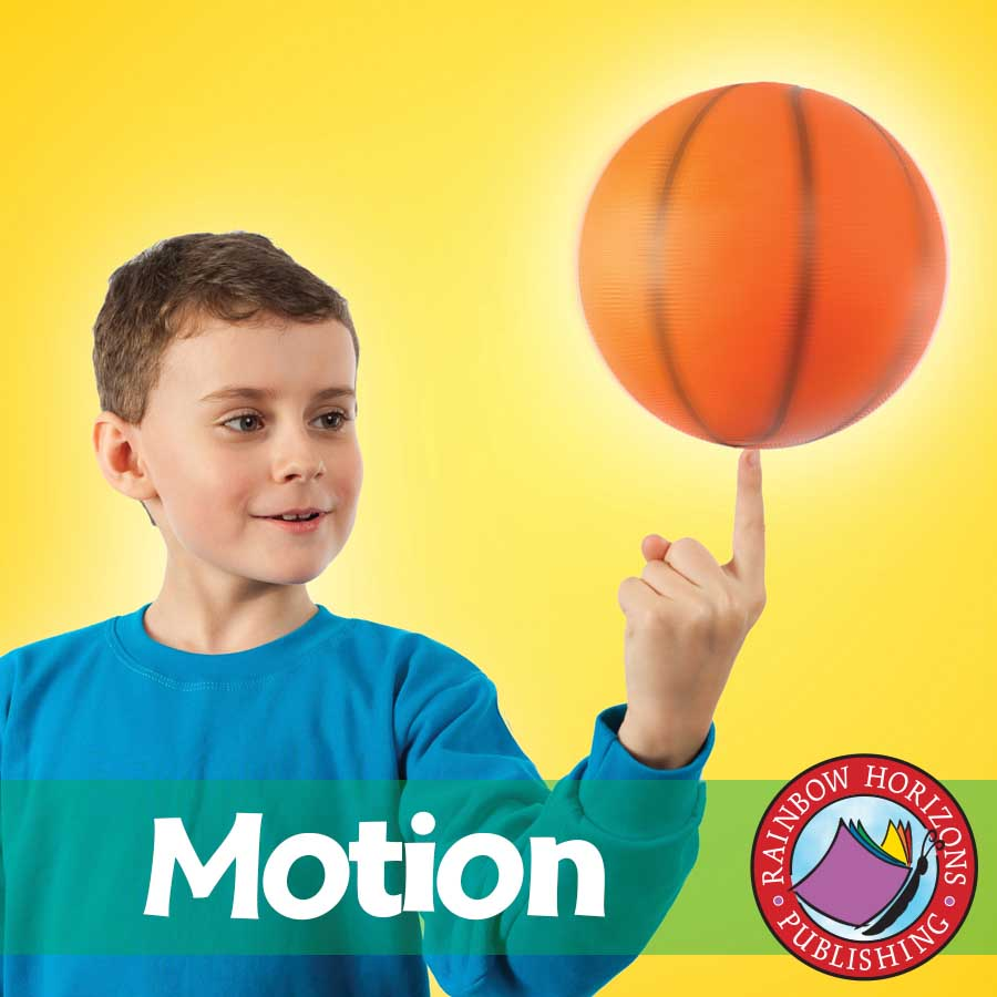 Motion Gr. 4-7 - eBook