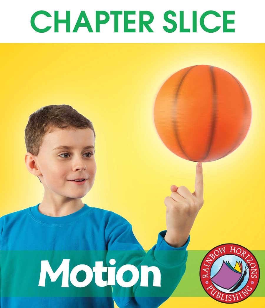 Motion Gr. 4-7 - CHAPTER SLICE - eBook