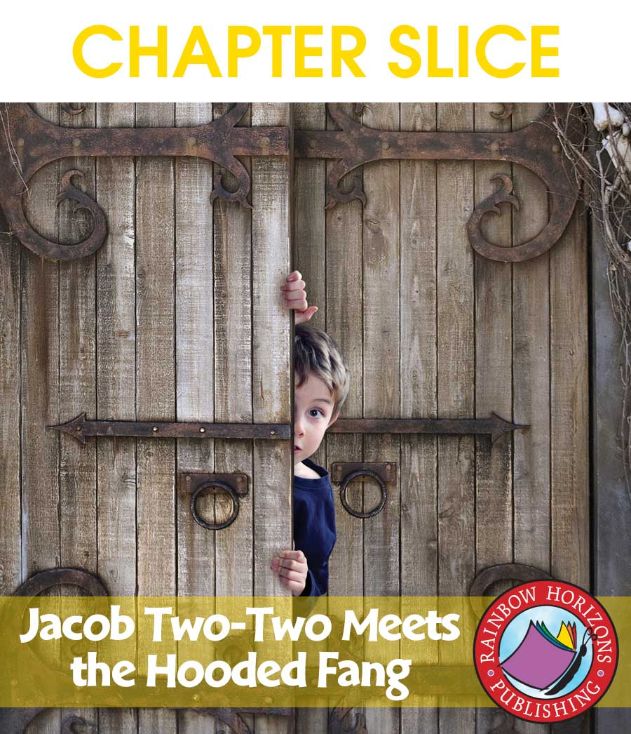 Jacob Two-Two Meets the Hooded Fang (Novel Study) Gr. 4-7 - CHAPTER SLICE - eBook