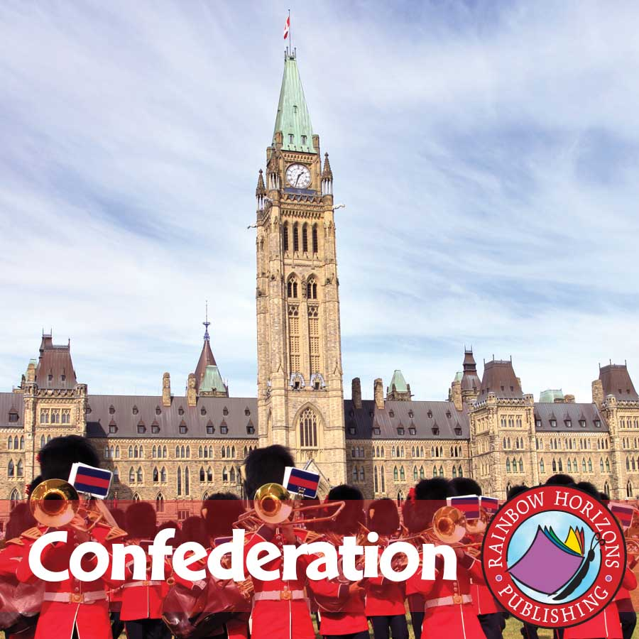 Confederation Gr. 7-8 - eBook