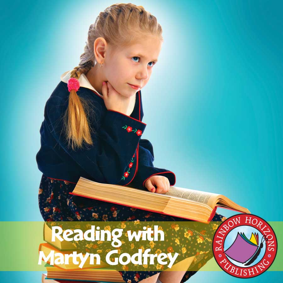 Reading with Martyn Godfrey (Author Study) Gr. 4-8 - eBook