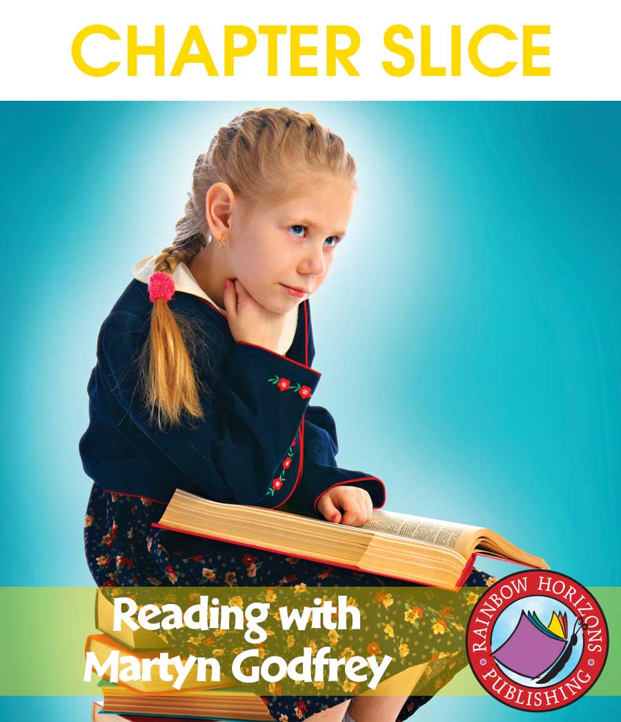 Reading with Martyn Godfrey (Author Study) Gr. 4-8 - CHAPTER SLICE - eBook