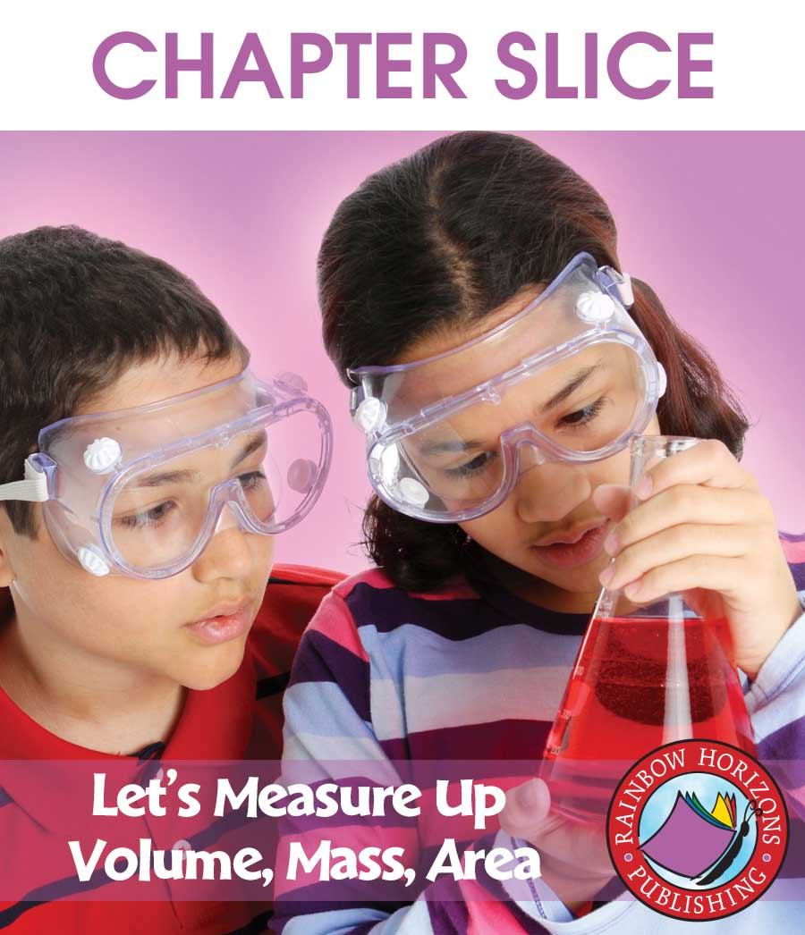 Let's Measure Up: Volume, Mass, Area Gr. 4-6 - CHAPTER SLICE - eBook