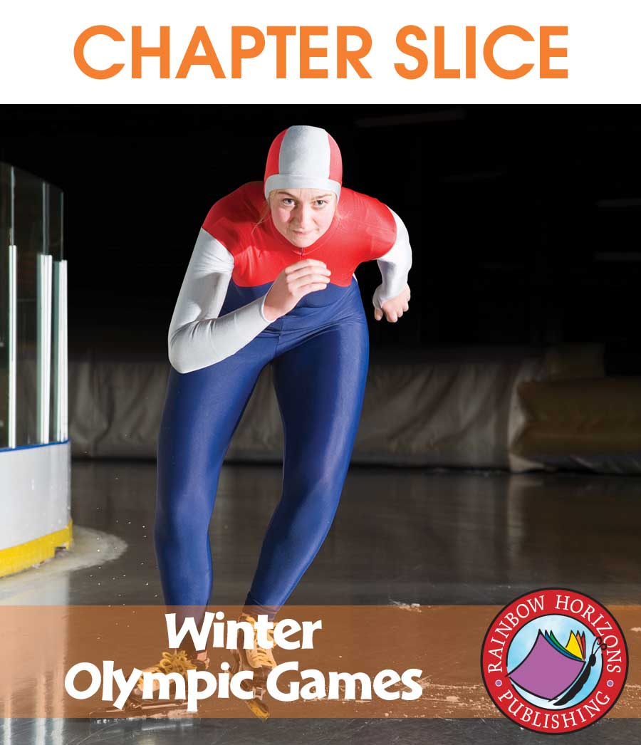 Winter Olympic Games Gr. 4-6 - CHAPTER SLICE - eBook