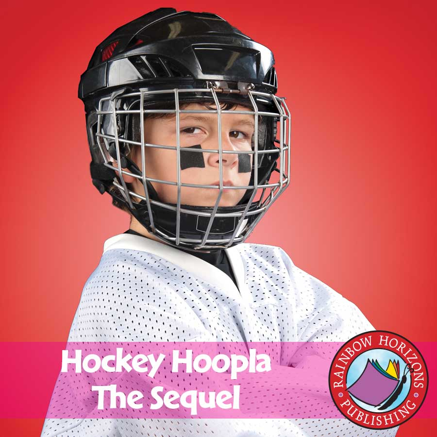 Hockey Hoopla: The Sequel Gr. 4-6 - eBook