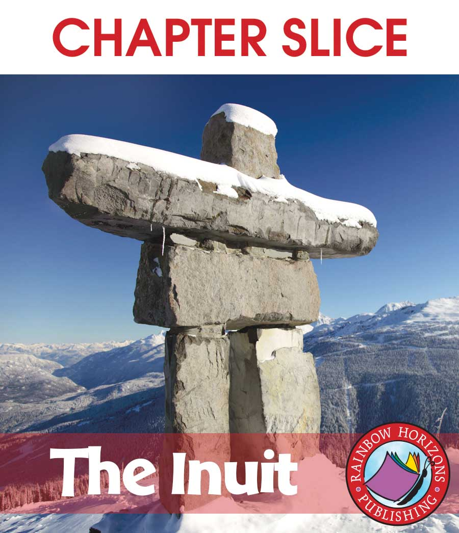 The Inuit Gr. 4-6 - CHAPTER SLICE - eBook