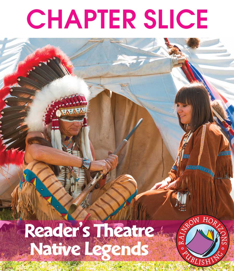 Reader's Theatre: Native Legends Gr. 4-6 - CHAPTER SLICE - eBook