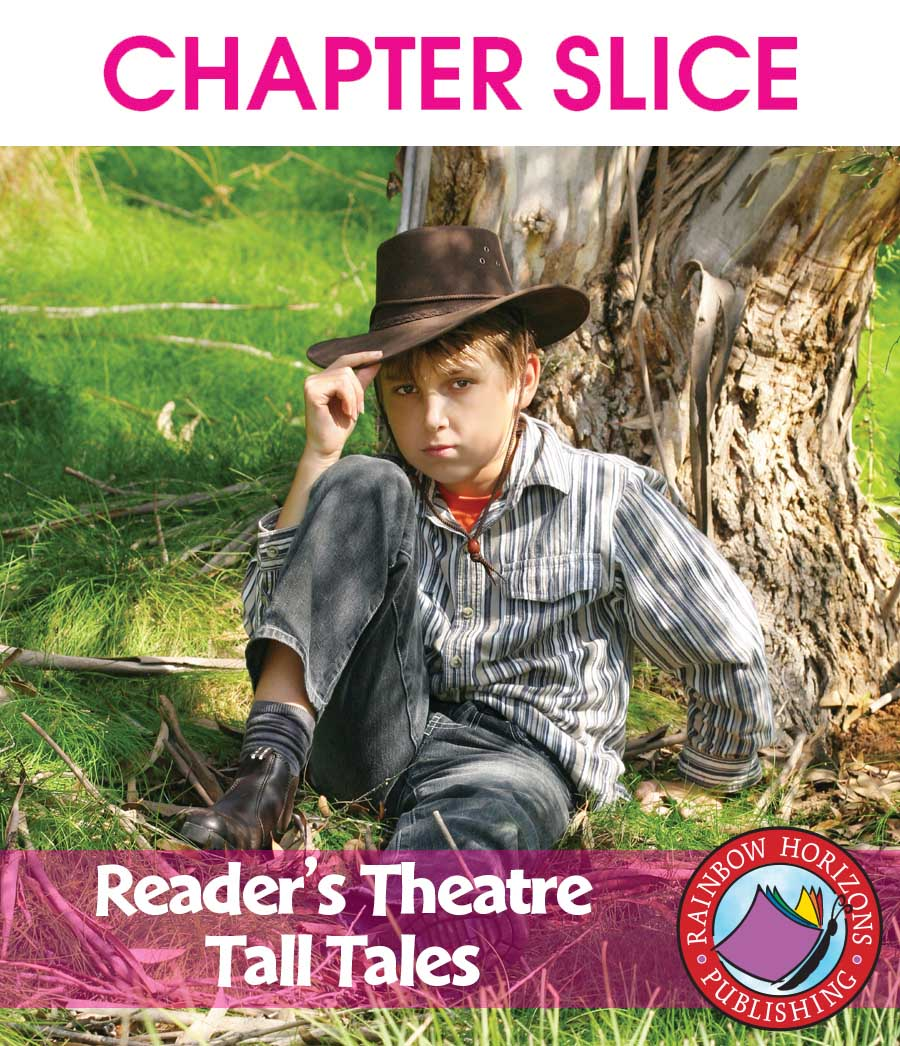 Reader's Theatre: Tall Tales Gr. 4-6 - CHAPTER SLICE - eBook