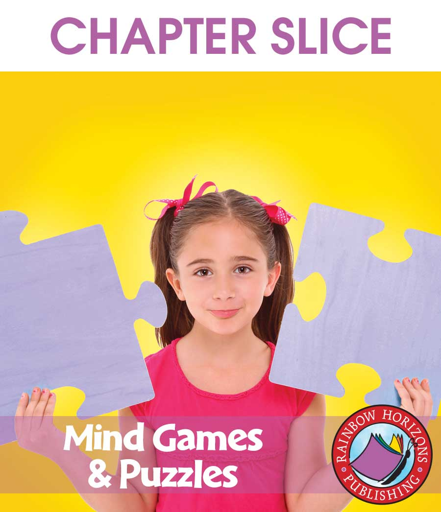 Mind Games & Puzzles Gr. 4-6 - CHAPTER SLICE - eBook