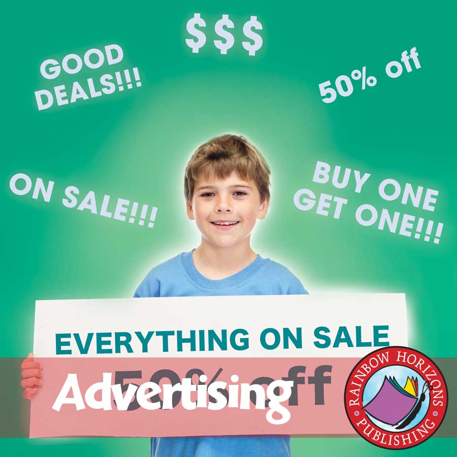 Advertising Gr. 5-7 - eBook