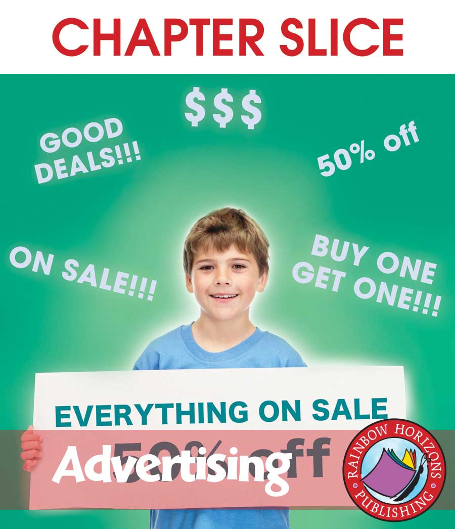 Advertising Gr. 5-7 - CHAPTER SLICE - eBook