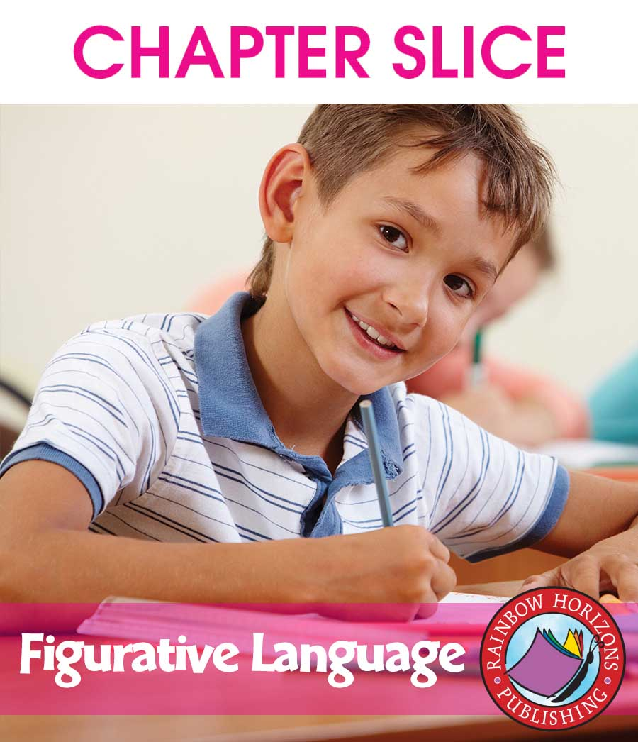 Figurative Language Gr. 4-6 - CHAPTER SLICE - eBook