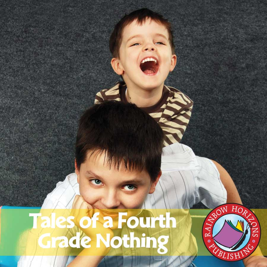 Tales of a Fourth Grade Nothing (Novel Study) Gr. 4-7 - eBook