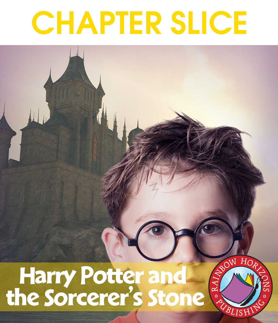 Harry Potter and the Sorcerer's Stone (Novel Study) Gr. 4-8 - CHAPTER SLICE - eBook
