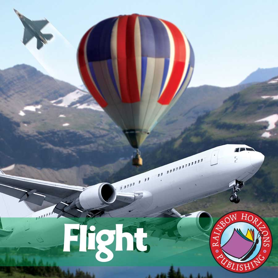 Flight Gr. 4-7 - eBook