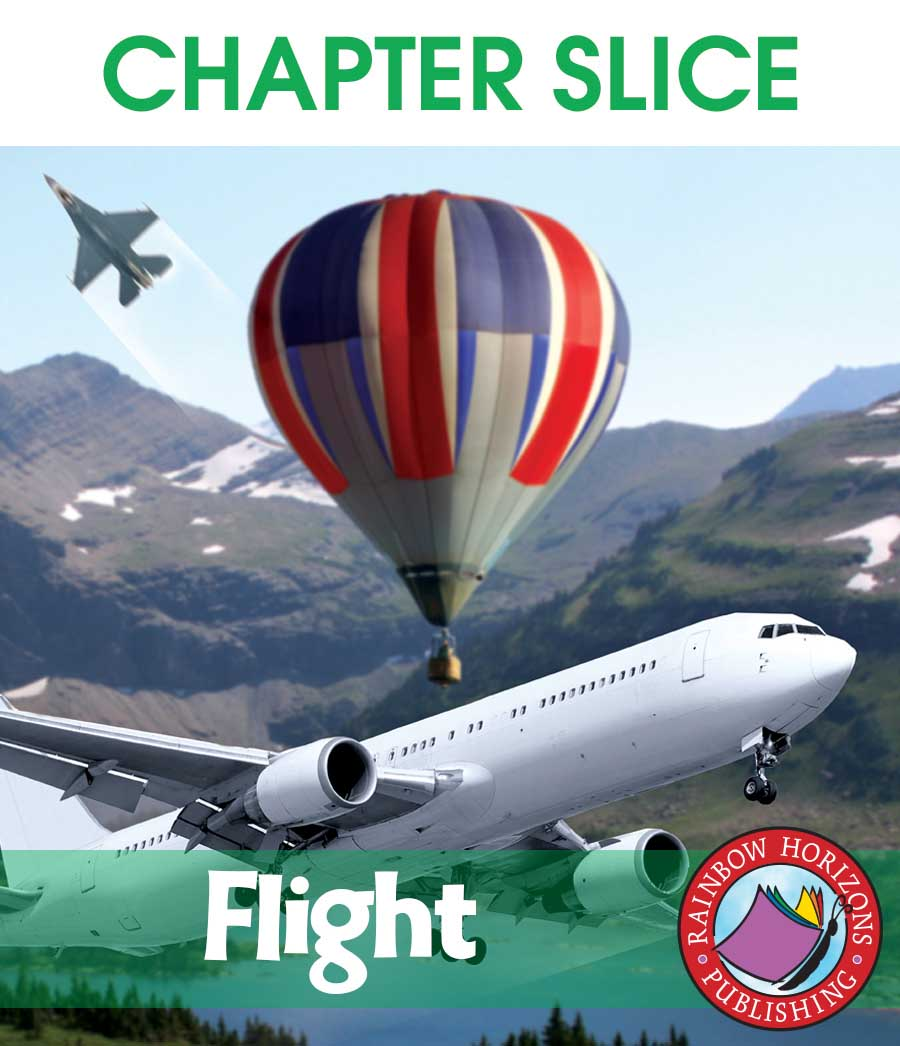 Flight Gr. 4-7 - CHAPTER SLICE - eBook