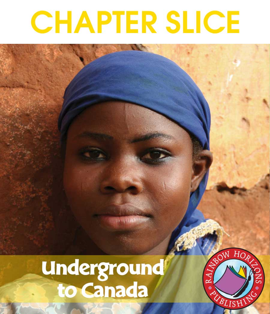 Underground to Canada (Novel Study) Gr. 4-7 - CHAPTER SLICE - eBook