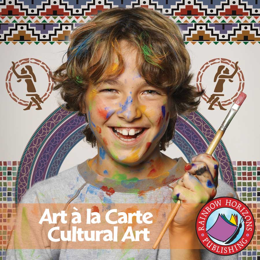 Art A La Carte: Cultural Art Gr. 4-7 - eBook