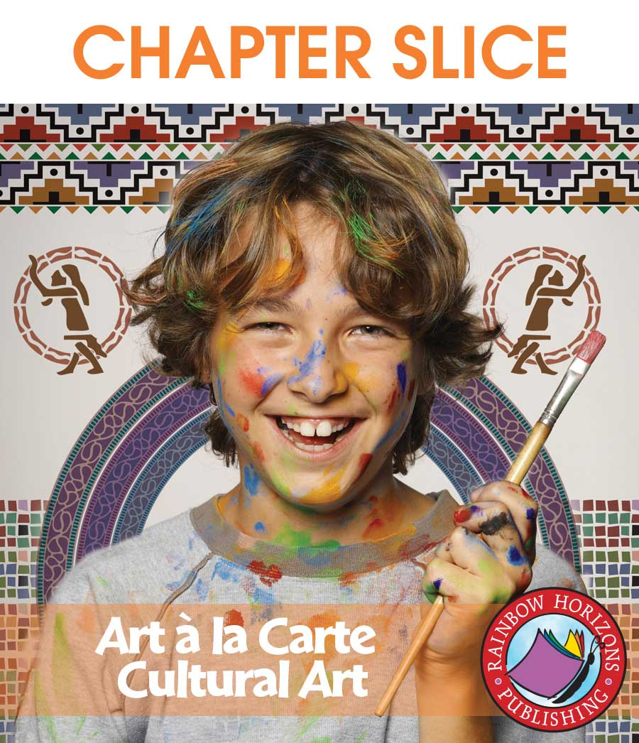 Art A La Carte: Cultural Art Gr. 4-7 - CHAPTER SLICE - eBook