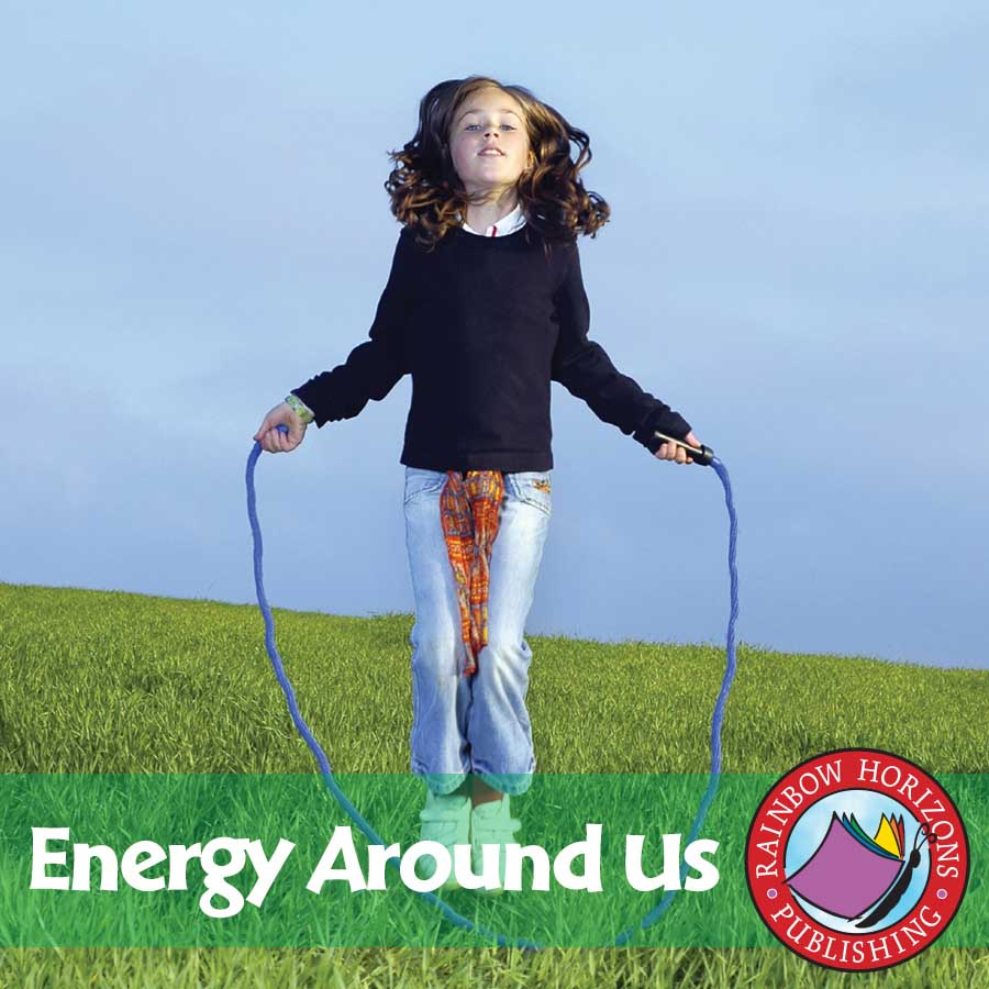 Energy Around Us Gr. 4-7 - eBook