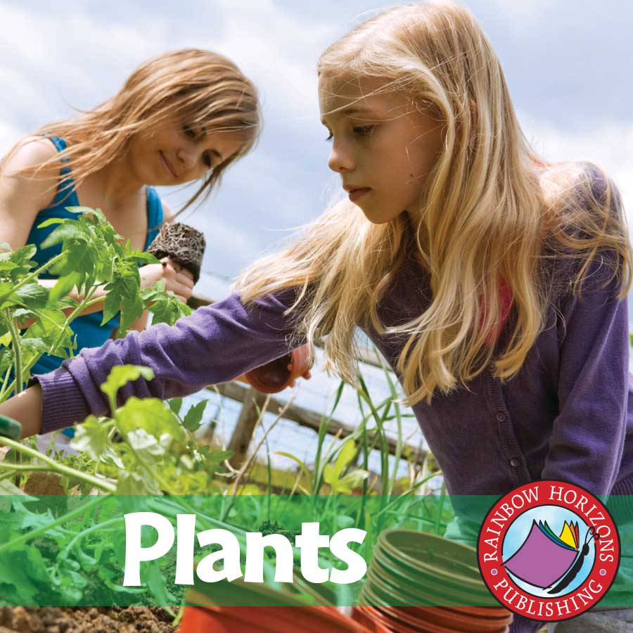Plants  Gr. 4-5 - eBook