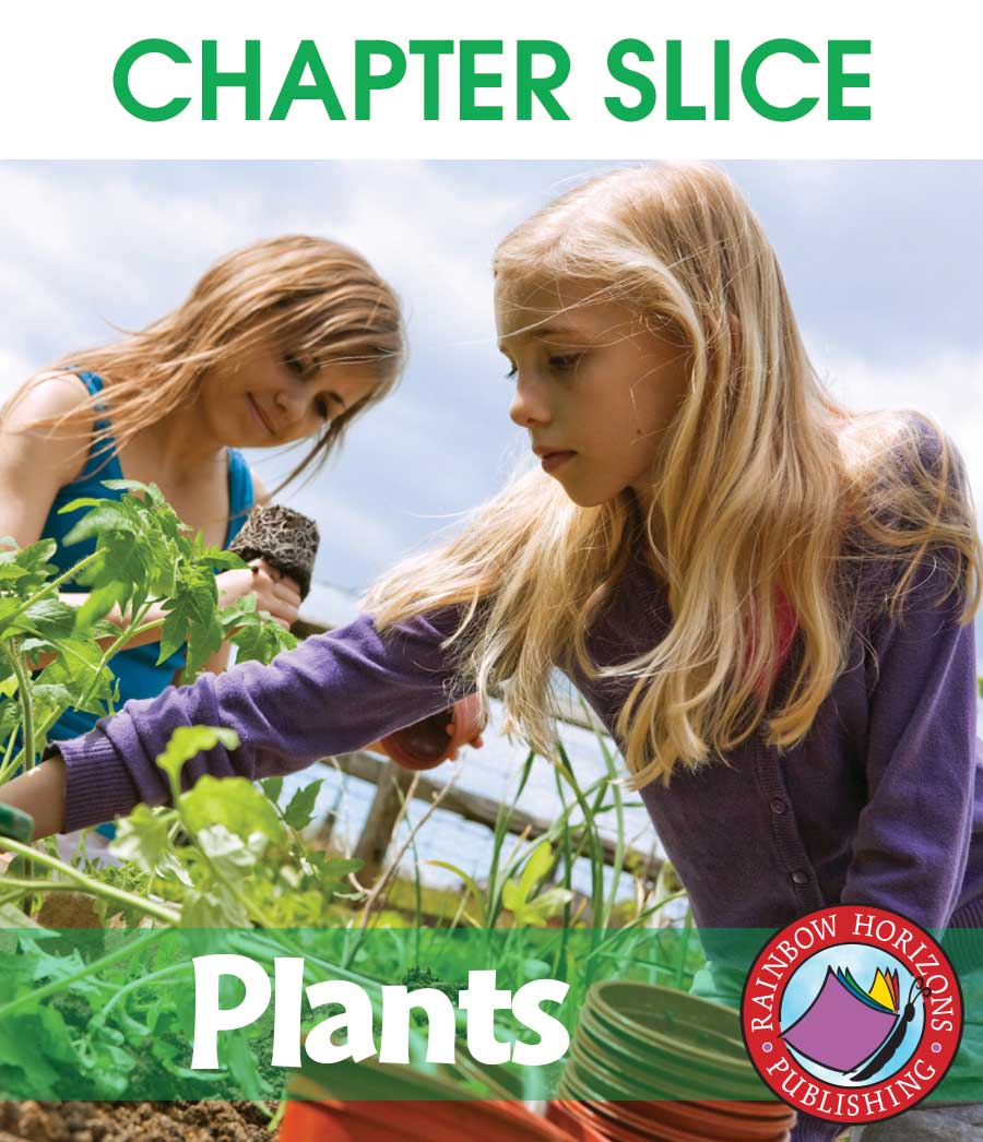 Plants Gr. 4-5 - CHAPTER SLICE - eBook