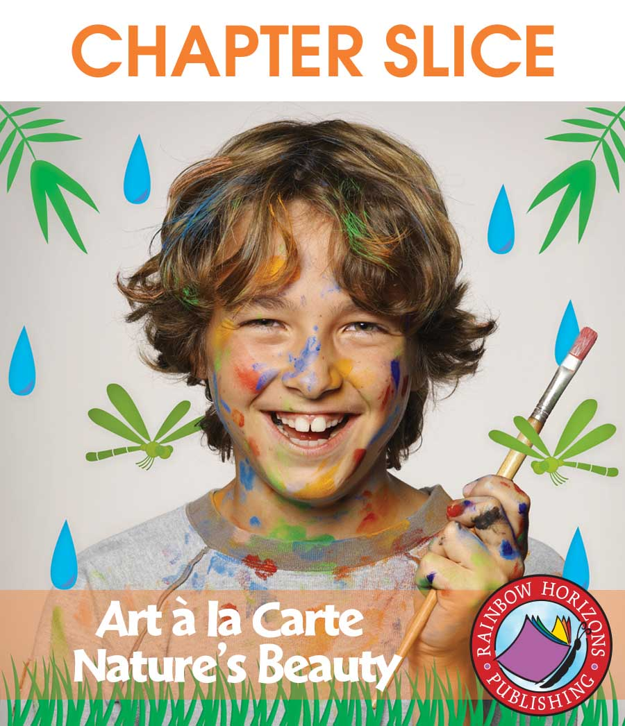 Art A La Carte: Nature's Beauty Gr. 4-7 - CHAPTER SLICE - eBook