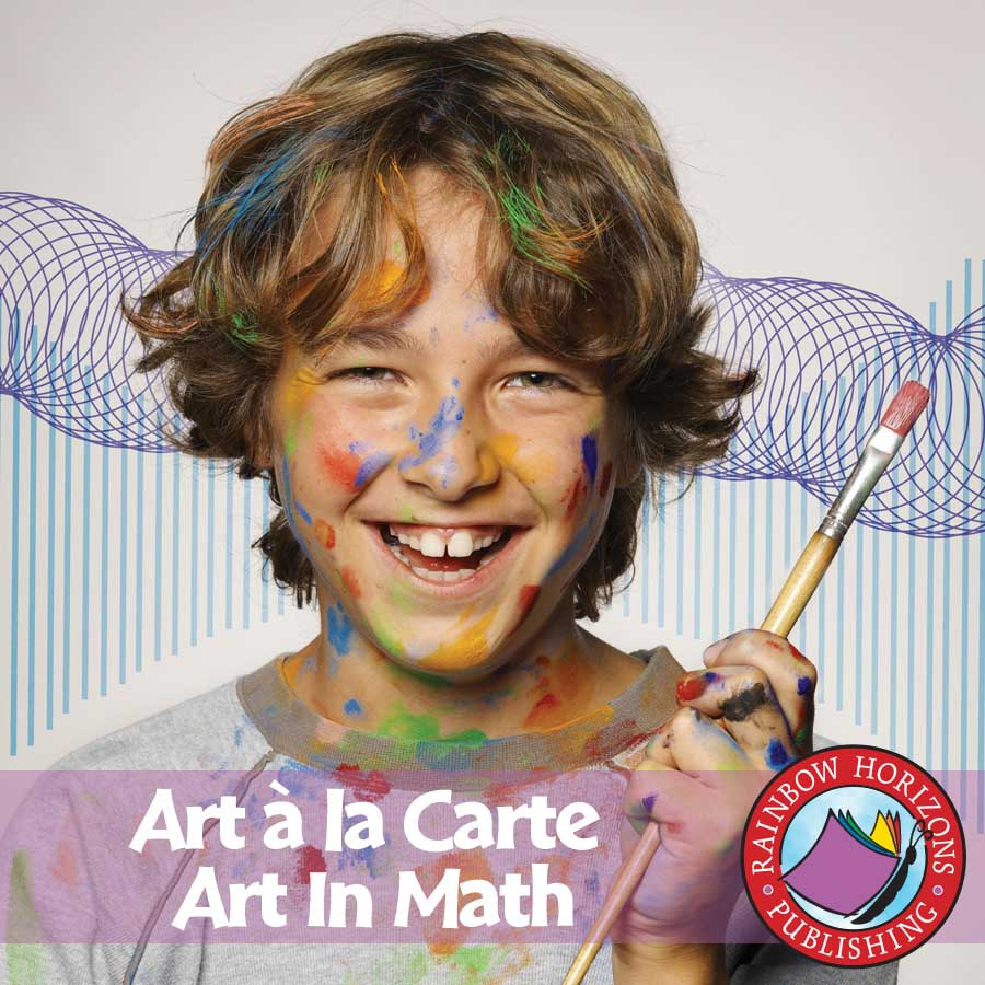 Art A La Carte: Art In Math Gr. 4-7 - eBook